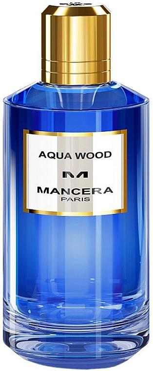 Mancera Aqua Wood - Парфюмированная вода (пробник)