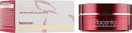 Духи, Парфюмерия, косметика Гідрогелеві патчі для очей із плацентою - Berrisom Placenta Firming Hydro Gel Eye Patch