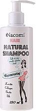 Духи, Парфюмерия, косметика Шампунь для волос - Nacomi Natural Regenerating Shampoo