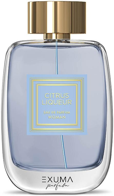 Exuma Citrus Liqueur - Парфюмированная вода