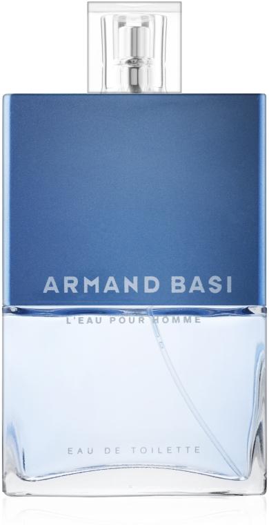 Armand Basi L'Eau Pour Homme - Туалетная вода (тестер с крышечкой)