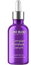 Духи, Парфюмерия, косметика Сыворотка пептидная для восстановления кожи - Joko Blend Complex Renewal Serum
