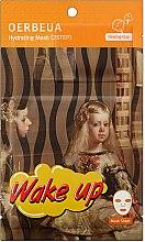 Духи, Парфюмерия, косметика Увлажняющая двухэтапная маска экстрактом водоростей и керамидами - Oerbeua 2 Step Hydrating Mask