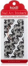 Духи, Парфюмерия, косметика Наклейки для дизайна ногтей - Kodi Professional Nail Art Stickers LC058