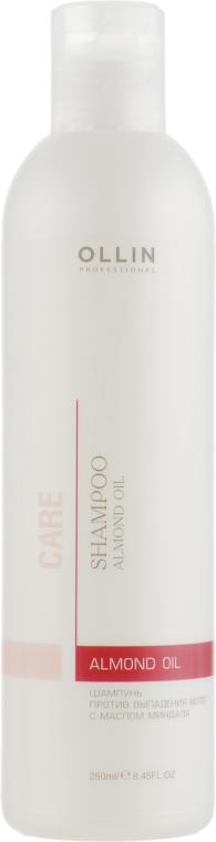 Шампунь против выпадения волос с маслом миндаля - Ollin Professional Care Shampoo