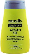 Духи, Парфюмерия, косметика Кондиционер для волос с аргановым маслом - Nutrafix Conditioner With Argan Oil