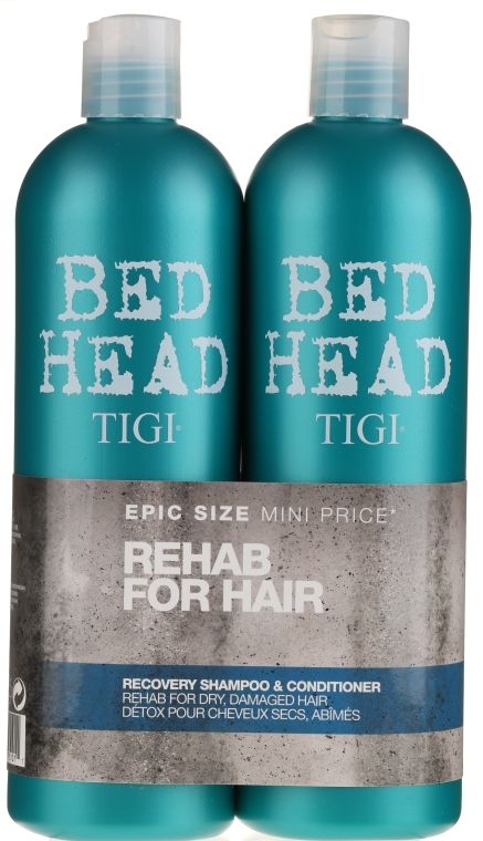 Набор - Tigi Bed Head Recovery Kit (sh/750ml + cond/750ml)