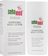 Духи, Парфюмерия, косметика Лосьон для тела увлажняющий - Sebamed Anti-Dry Hydrating Body Lotion
