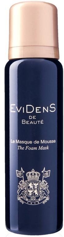Маска-пена для лица - EviDenS De Beaute The Foam Mask — фото N1