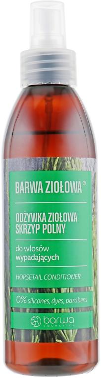 Кондиционер с экстрактом хвоща полевого против выпадения волос - Barwa Herbal Conditioner