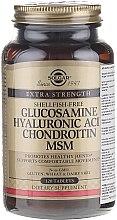 Духи, Парфюмерия, косметика Комплекс пищевых добавок - Solgar Glucosamine Hyaluronic Acid Chondroitin MSM