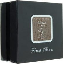 Духи, Парфюмерия, косметика Franck Boclet Tobacco - Набор (edp/3x20ml + refill/20ml)