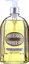 "Духи, Парфюмерия, косметика Масло для душа ""Миндальное"" - L'Occitane Almond Shower Oil"
