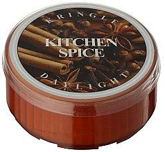 Духи, Парфюмерия, косметика Чайная свеча - Kringle Candle Kitchen Spice