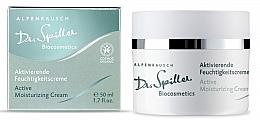 Духи, Парфюмерия, косметика Активный увлажняющий крем - Dr. Spiller Alpenrausch Active Moisturizing Cream