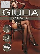 "Духи, Парфюмерия, косметика Чулки для женщин ""Passion"" 20 DEN, cappuccino - Giulia"