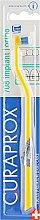 """Духи, Парфюмерия, косметика Монопучковая зубная щетка """"Single CS 708"""", желто-синяя - Curaprox"""