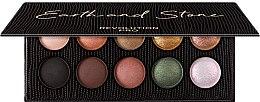 Духи, Парфюмерия, косметика Палетка теней для век, 10 оттенков - Revolution Pro Colour Focus Palette