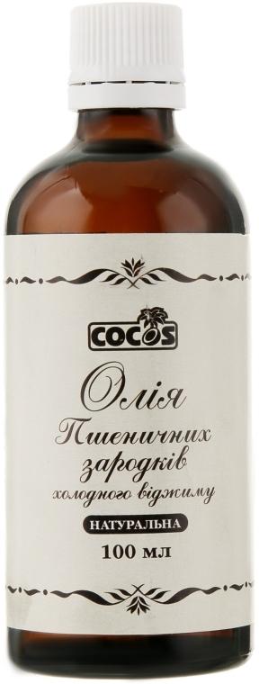 Масло зародышей пшеницы - Cocos