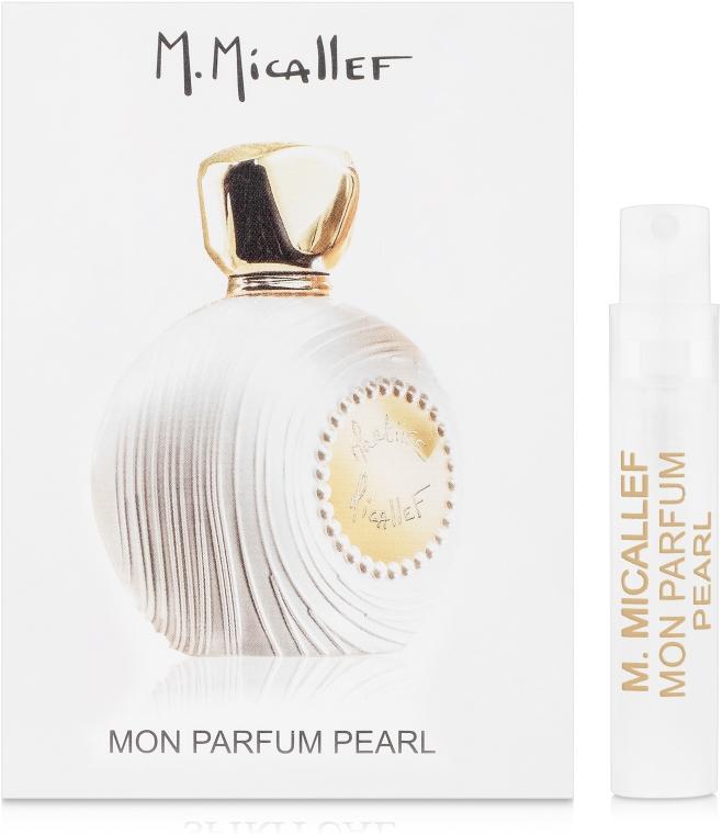 M. Micallef Mon Parfum Pearl - Парфюмированная вода (пробник)