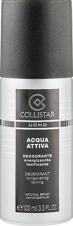 Мужской спрей-дезодорант - Collistar Deodorant Energising Toning
