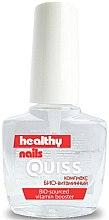 Духи, Парфюмерия, косметика Био-витаминный комплекс для ногтей - Quiss Healthy Nails №17 Bio Sourced Vitamin Booster