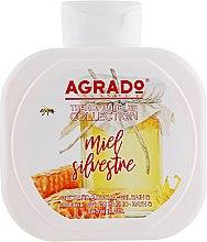 """Духи, Парфюмерия, косметика Гель для душа """"Дикий мед"""" - Agrado Trendy Bubbles Collection Wild Honey Shower Gel"""