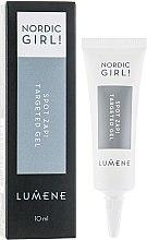 Гель для локального применения - Lumene Nordic Girl! Spot Zap! Targeted Gel — фото N1