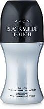 Духи, Парфюмерия, косметика Avon Black Suede Touch - Шариковый дезодорант-антиперспирант