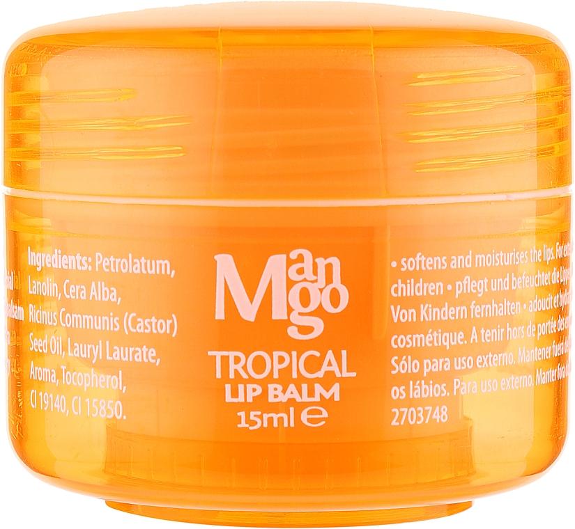 Бальзам Для Губ ''Тропическое Манго'' - Mades Cosmetics Body Resort Tropical Mango Lip Balm