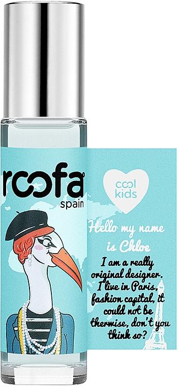 Roofa Cool Kids Chloe France - Туалетная вода (мини)