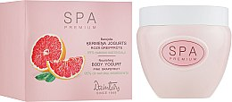 """Духи, Парфюмерия, косметика Питательный йогурт для тела """"Розовый грейпфрут"""" - Dzintars SPA Premium Body Yoghurt"""