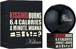 Духи, Парфюмерия, косметика Kilian Kissing Burns 6.4 Calories a Minute. Wanna Workout? - Парфюмированная вода