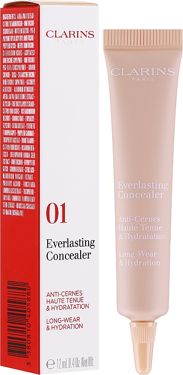 Консилер - Clarins Everlasting Long-Wearing And Hydration Concealer