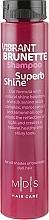 Духи, Парфюмерия, косметика Шампунь «Бриллиантовый блеск. Жгучая брюнетка» - Mades Cosmetics Vibrant Brunette Superb Shine Shampoo
