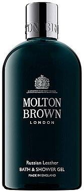 Molton Brown Russian Leather Bath & Shower Gel - Гель для душа
