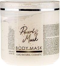 "Духи, Парфюмерия, косметика Маска для лица и тела ""Жемчужный мускус"" - Hristina Cosmetics Sezmar Professional Body Mask Pearl Musk"