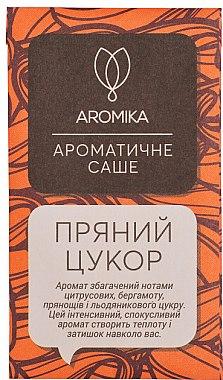 """Ароматическое саше """"Пряный сахар"""" - Aromika"""