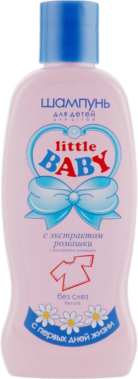 """Шампунь с ромашкой """"Little Baby"""" - Фитодоктор"""