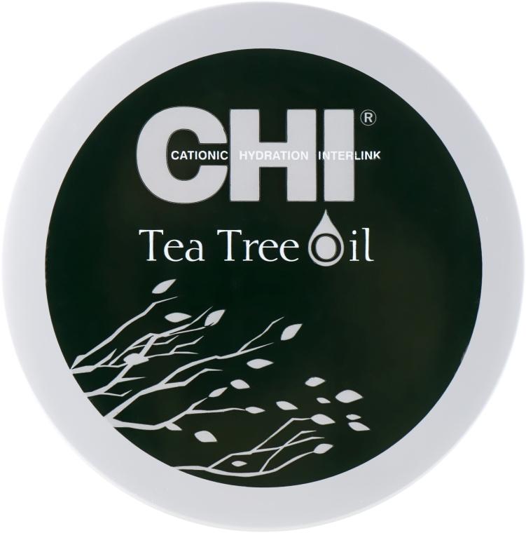 Восстанавливающая маска - CHI Tea Tree Oil Revitalizing Masque