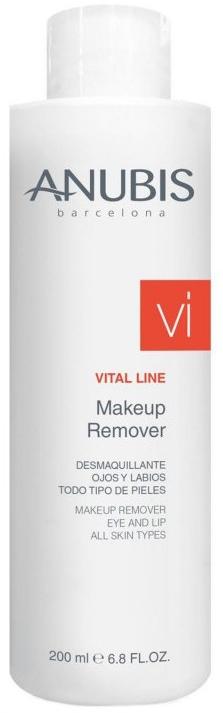 Очищающий гель для глаз и губ - Anubis Vital Line Makeup Remover Eyes and Lips