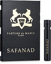Духи, Парфюмерия, косметика Parfums de Marly Safanad - Духи (пробник)