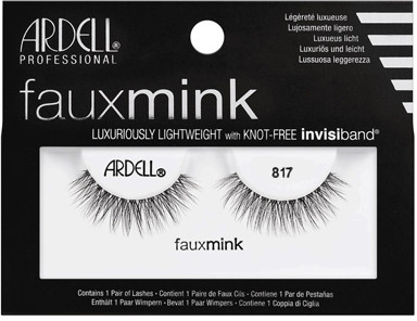 Накладные ресницы - Ardell Faux Mink Luxuriously Lightweight 817