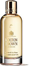 Духи, Парфюмерия, косметика Molton Brown Jasmine & Sun Rose Exquisite Body Oil - Масло для тела