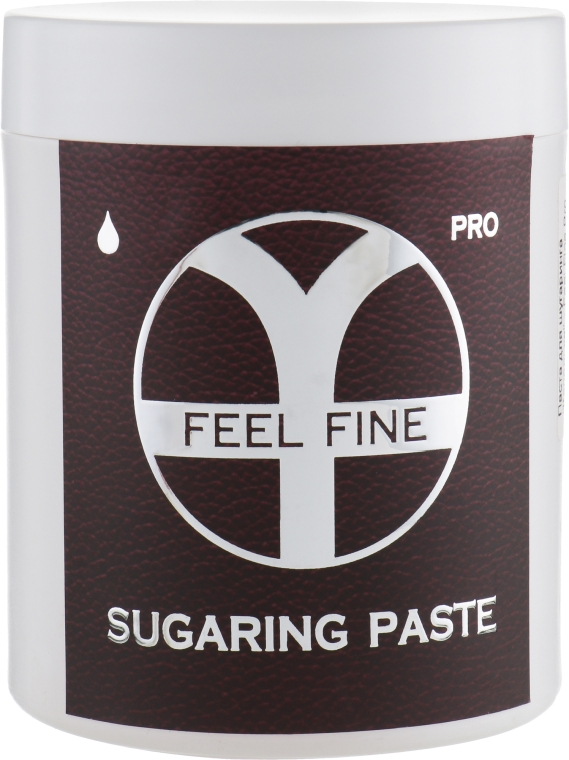 "Паста для шугаринга ""Капелька"" - Feel Fine Pro Sugaring Paste Soft"
