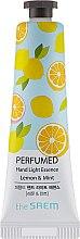 "Духи, Парфюмерия, косметика Парфюмированная эссенция для рук ""Мята и лимон"" - The Saem Perfumed Hand Lemon Mint Light Essence"