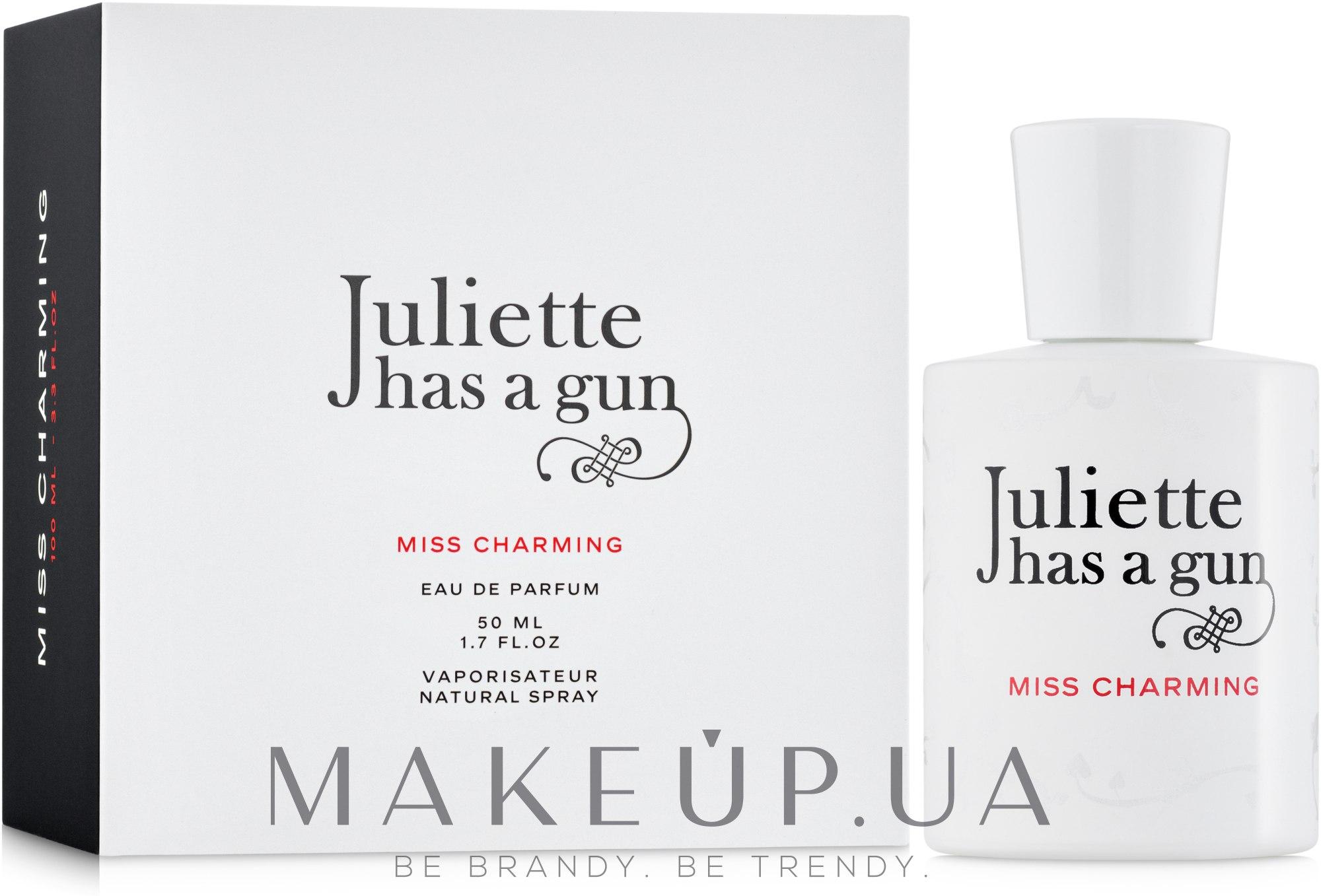 Juliette Has A Gun Miss Charming - Парфюмированная вода — фото 50ml