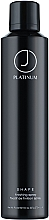 Духи, Парфюмерия, косметика Лак средней фиксации - J Beverly Hills Shape Finishing Spray Platinum Take Shape