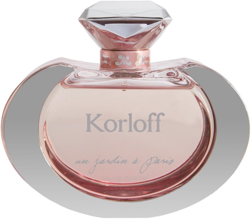 Korloff Paris Un Jardin a Paris - Парфюмированная вода (тестер с крышечкой)