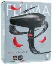 Фен для волос, белый - GA.MA Pluma Endurance 4500  — фото N1